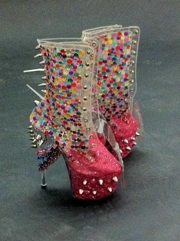 Dec 20, 2011 Kustom Kulture Kouture Boots