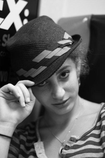 Female model photo shoot of Staav Goldreich
