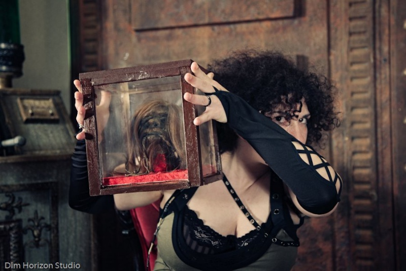 Female model photo shoot of Randi Pixie  Bruner in Atlanta, GA