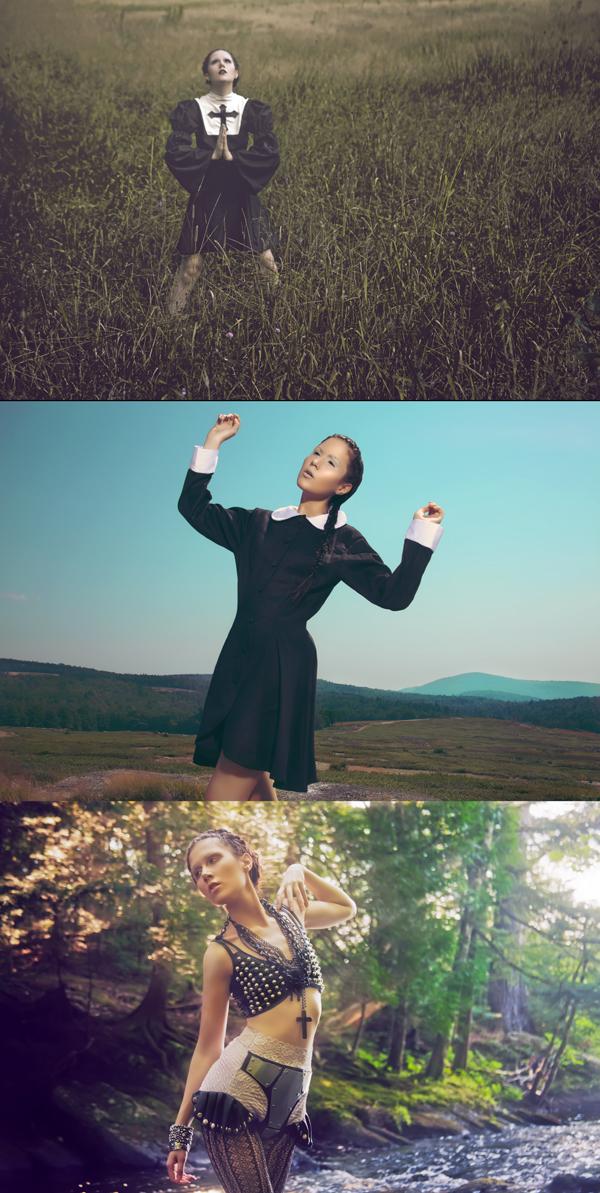 Female model photo shoot of T E A G U E V I V O L O in Rural Maine