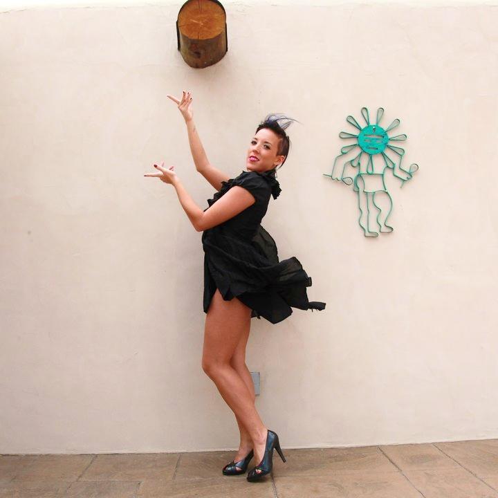 Female model photo shoot of Nadine Wilson