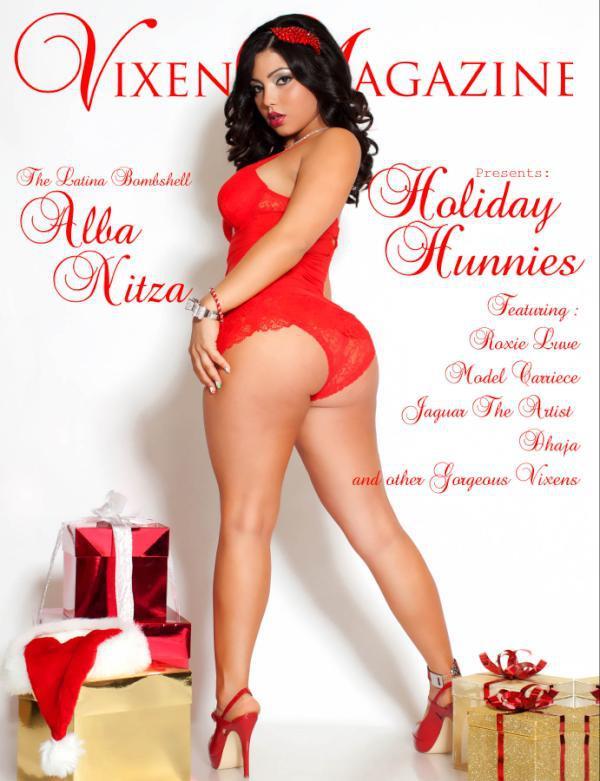 Dec 22, 2011 Phot By Linkz Media Cover Of Vixens Magazine
