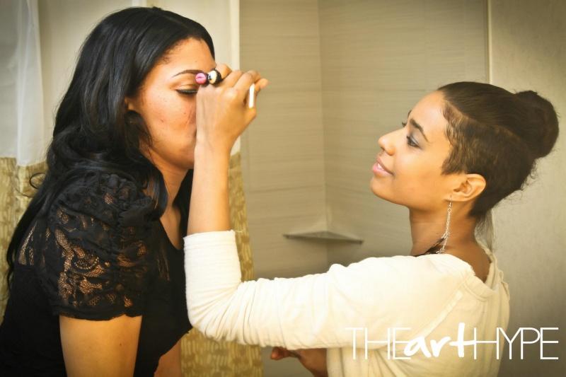 Female model photo shoot of Valdiviez Aesthetics in DoubleTree Hilton Hotel, Crystal City
