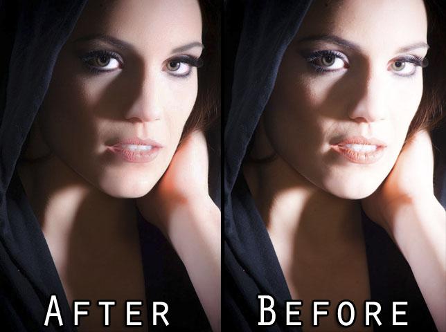 Female model photo shoot of A Remaining Hero Prods