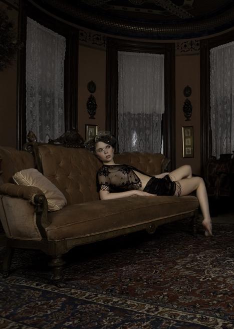 Female model photo shoot of Sherry Duffy in San Francisco