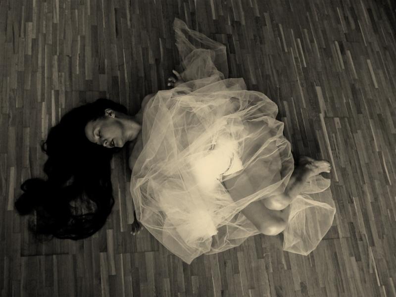 my home Dec 25, 2011 Cato Levin Tired ballerina