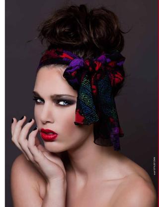 Dec 25, 2011 CHAOS Magazine Photographer Leslie Andrews| Stylist Reese Herricks| Model Aspen M