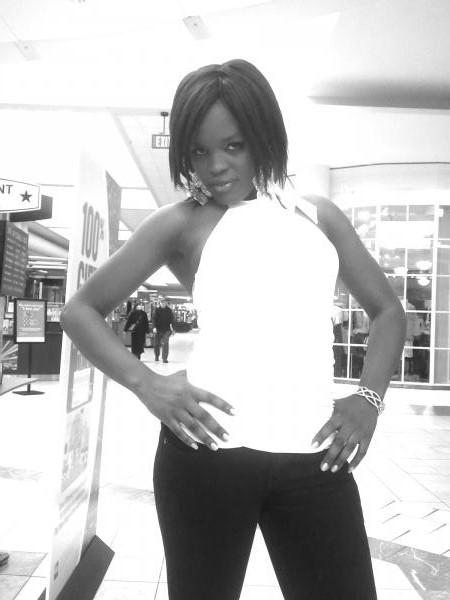Female model photo shoot of Nyayoy Ojulu in Manchester N.H