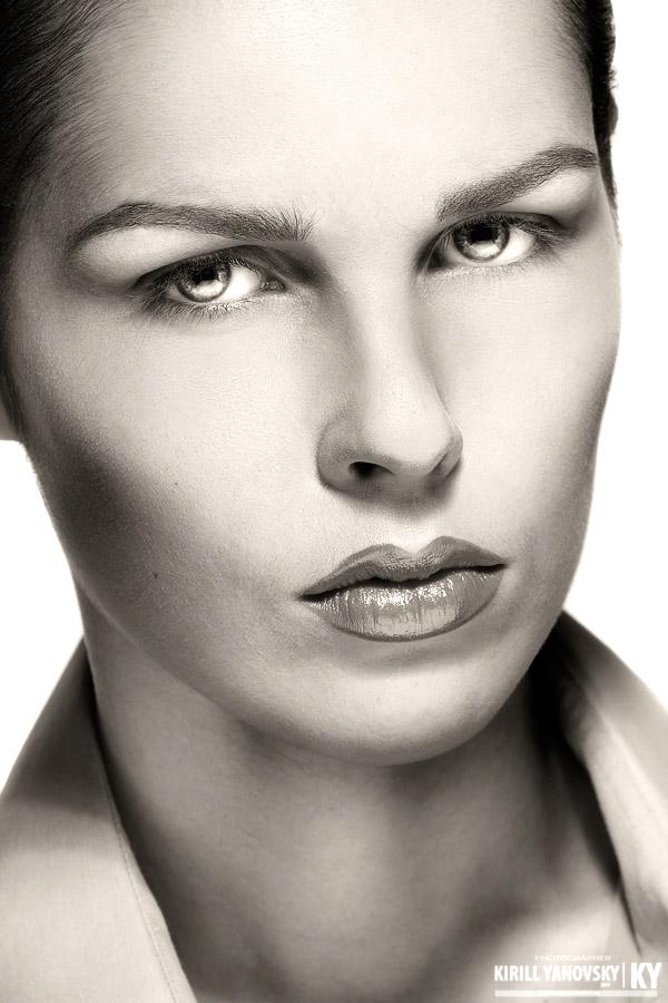 Female model photo shoot of Katie_Tulyankina