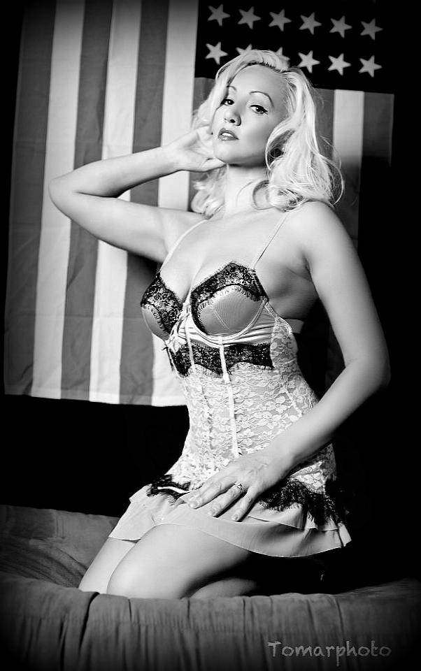 Female model photo shoot of SUNNY