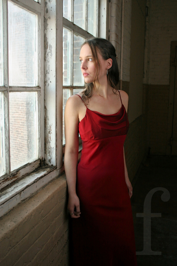 Chicopee, MA Jan 01, 2012 Francis Moran Photography 2011 Lady in Red
