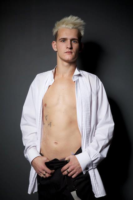 Male model photo shoot of James cruse