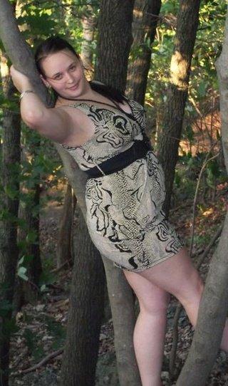 Female model photo shoot of MizzWhitney J