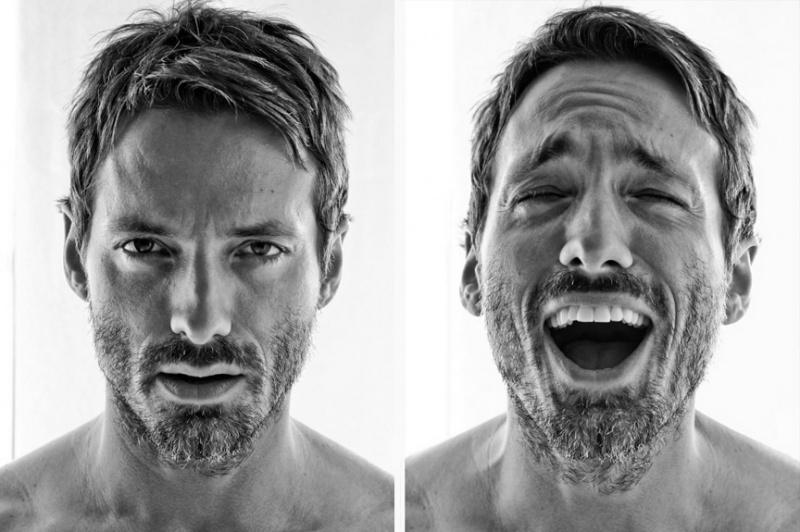 Male model photo shoot of Jeremy the Lugan by SandyBone