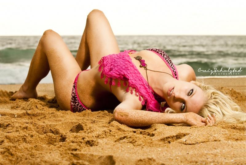 Female model photo shoot of Kahli Anne in Palm Beach