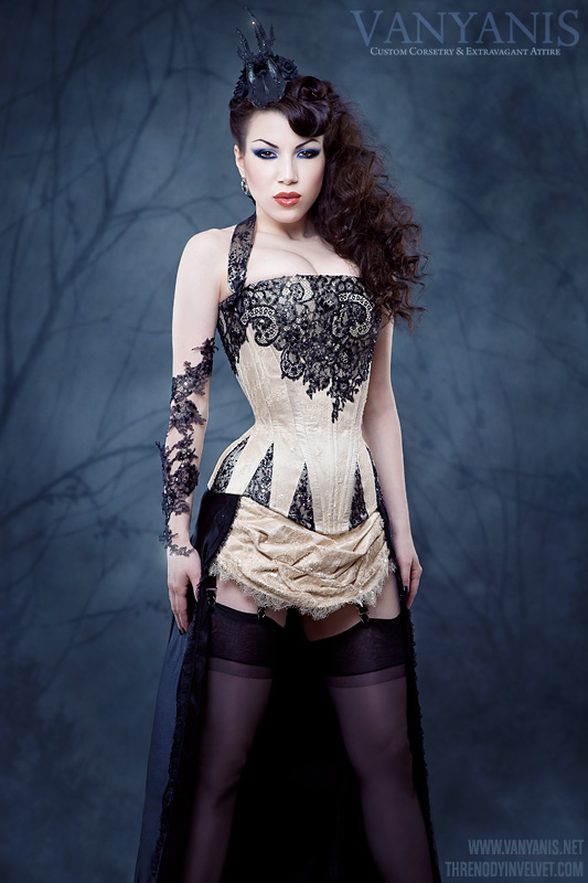 Jan 07, 2012 Vanyanis Corsetry