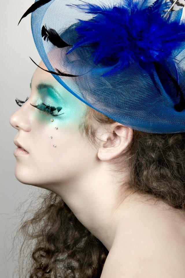 Female model photo shoot of Sydney Rose Sutton in Art Institute