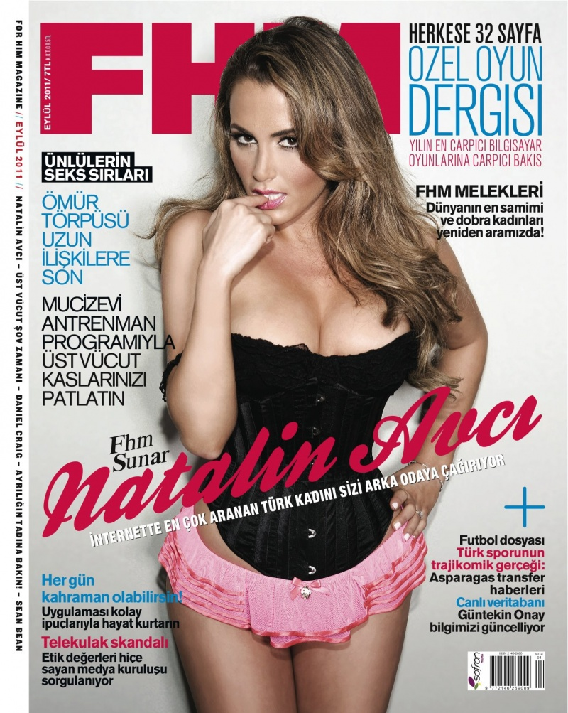 Jan 08, 2012 FHM Turkey