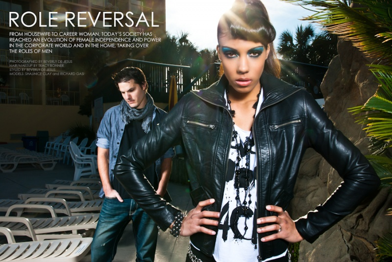 Jan 08, 2012 Beverly De Jesus, Photographer AAU Final Project Series on Role Reversal
