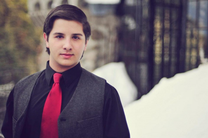 Male model photo shoot of William Maestas by Beccas Photography in Bishops Castle, Co.