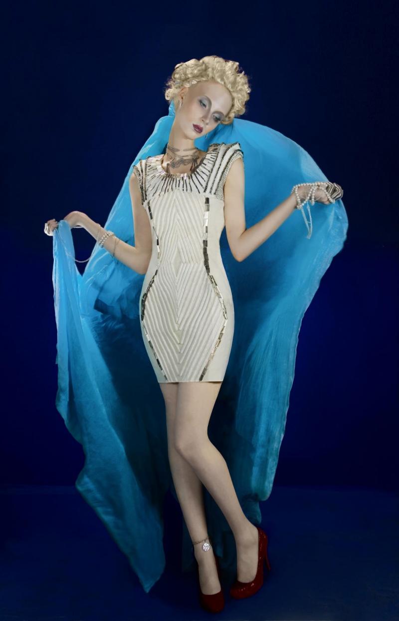 Okiana mikeli clothing designer rome lazio italy Rome fashion designers