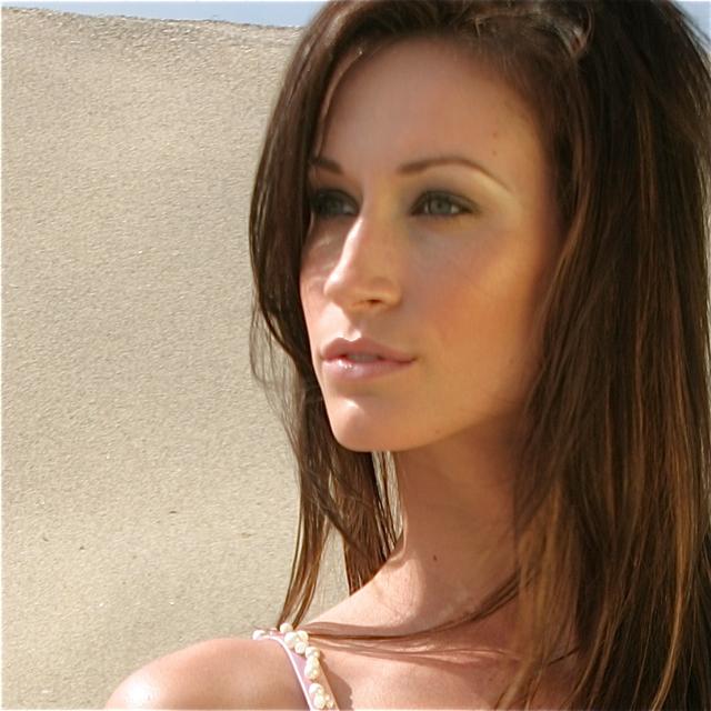 Jennifer Sparks, Model, Los Angeles, California, US