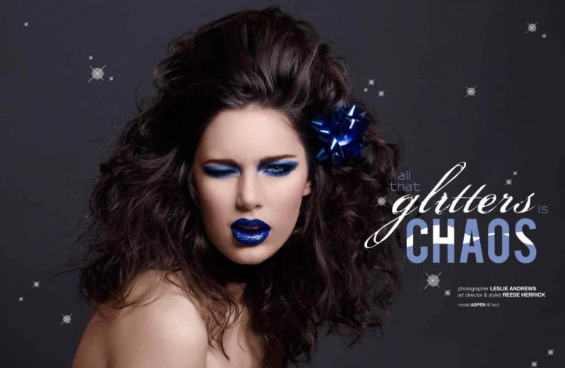 Jan 11, 2012 Chaos Magazine All that Glitters is Chaos
