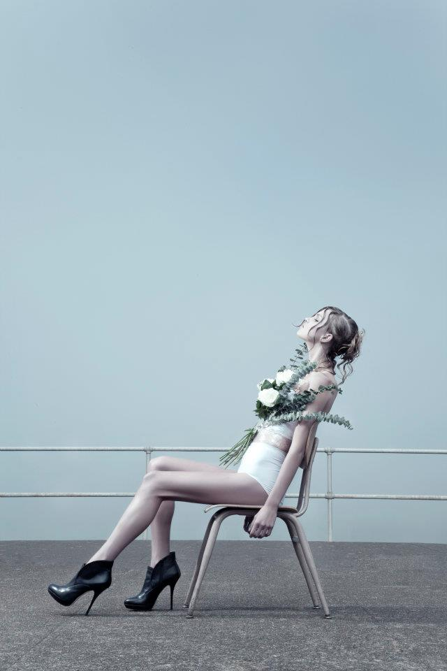 Jan 11, 2012 Baily Harda Stone--Love.Sex.Dance. Magazine Black & White