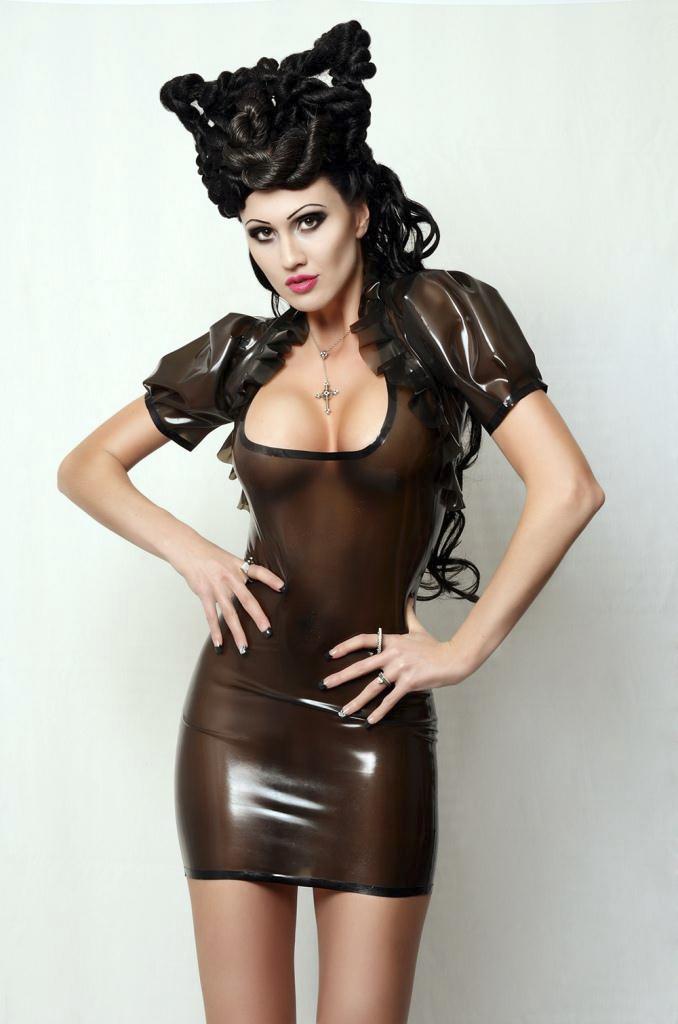 Jan 11, 2012 Atelier Gothique Atelier Gothique & Deadly Couture Latex in Dark Beauty Magazine