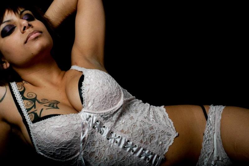 Female model photo shoot of Brittanie binx in candy mountain
