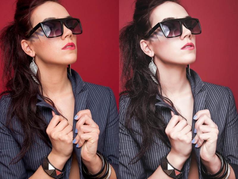 Male model photo shoot of Oneri Retouching