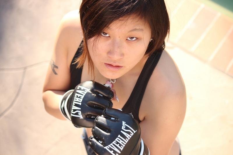 Female model photo shoot of Heaven Kay