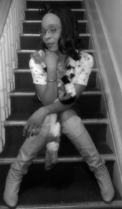 New York Jan 16, 2012 Janell Johnson-Dash, Sha-Della Johnson Retro Queen! (celltography)