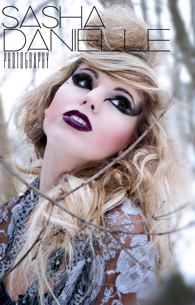 Female model photo shoot of Sasha Danielle  and Ali Soukovich