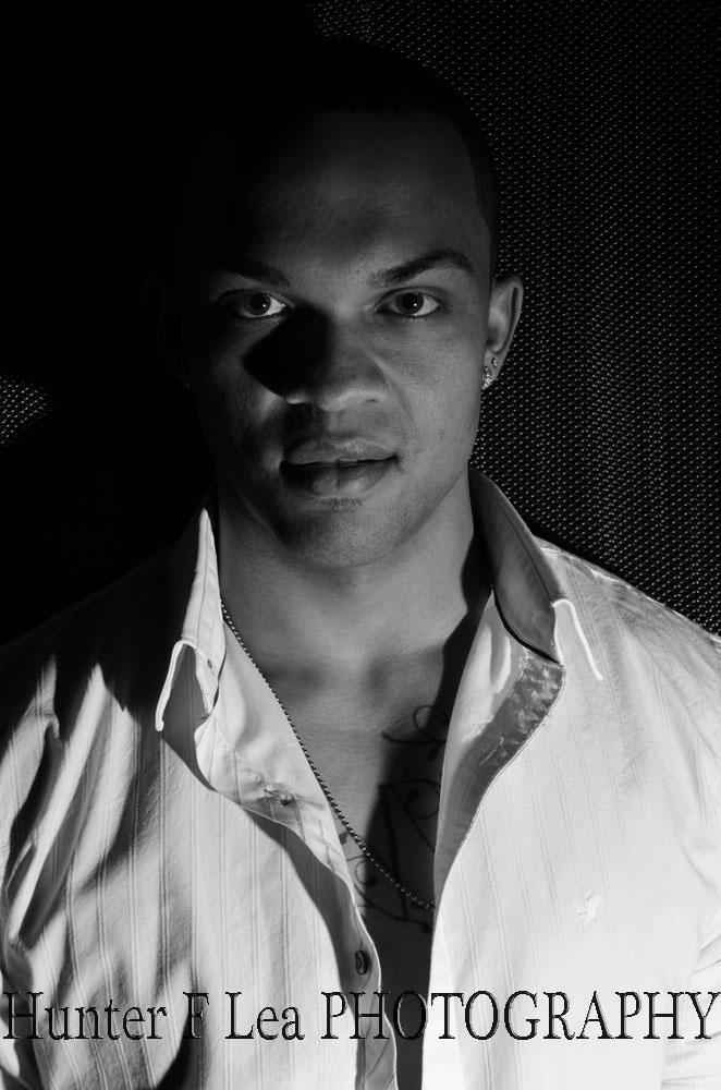 Male model photo shoot of DALO by Hunter Lea Photography