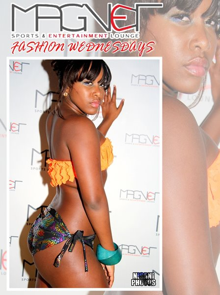 Female model photo shoot of TRINI THE MODEL in AT MAGNET LOUNGE