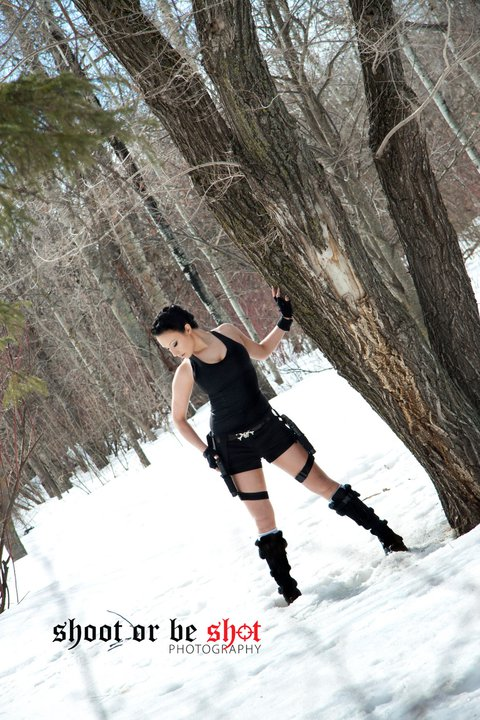 Jan 17, 2012 Shoot or Be Shoot Tomb Raider