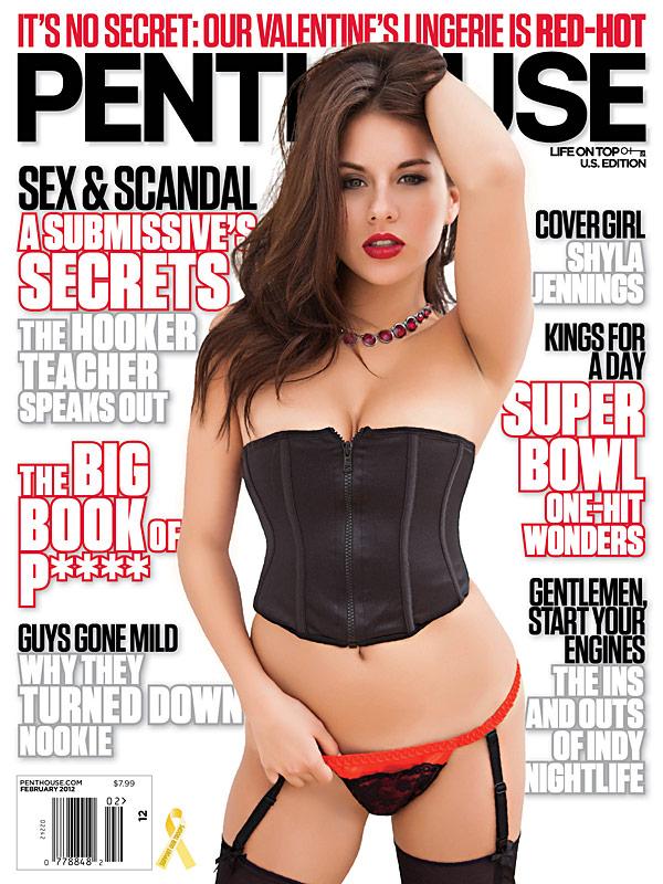 Jan 17, 2012 Feb 2012 cover!!