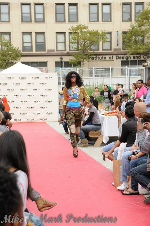 NYC Jan 19, 2012 Rippin da Runway