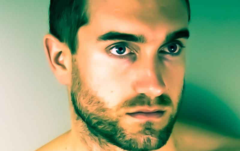 Male model photo shoot of Xavier01 by Hombre Media