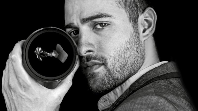Male model photo shoot of Navid Zadeh