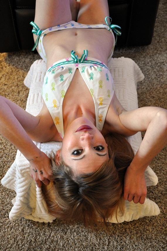 Longmont, Co Jan 20, 2012 Eric Wagers Bikini Photo shoot