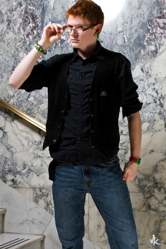 Male model photo shoot of Mathias The Archer in Broadmoor hotel