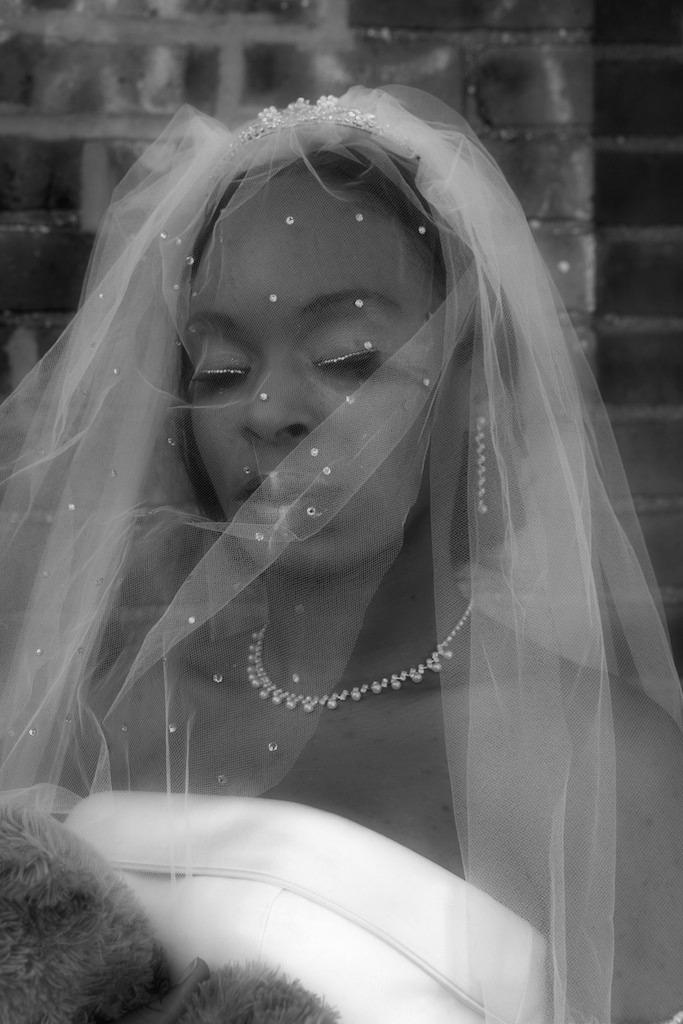 New York City Jan 22, 2012 Daniel Wood, Janell Johnson Runaway Bride Test