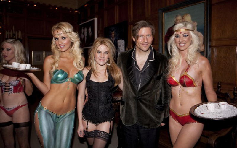 Jan 22, 2012 Playboy Event