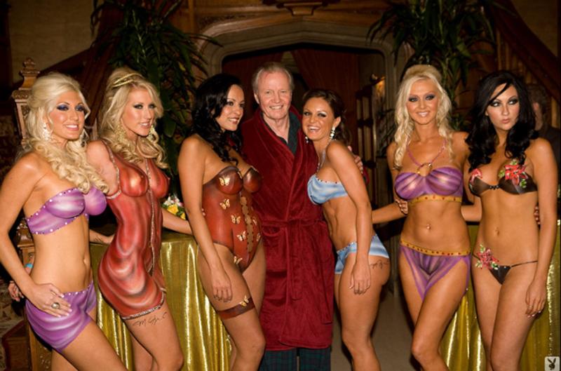 Jan 22, 2012 Playboy Event