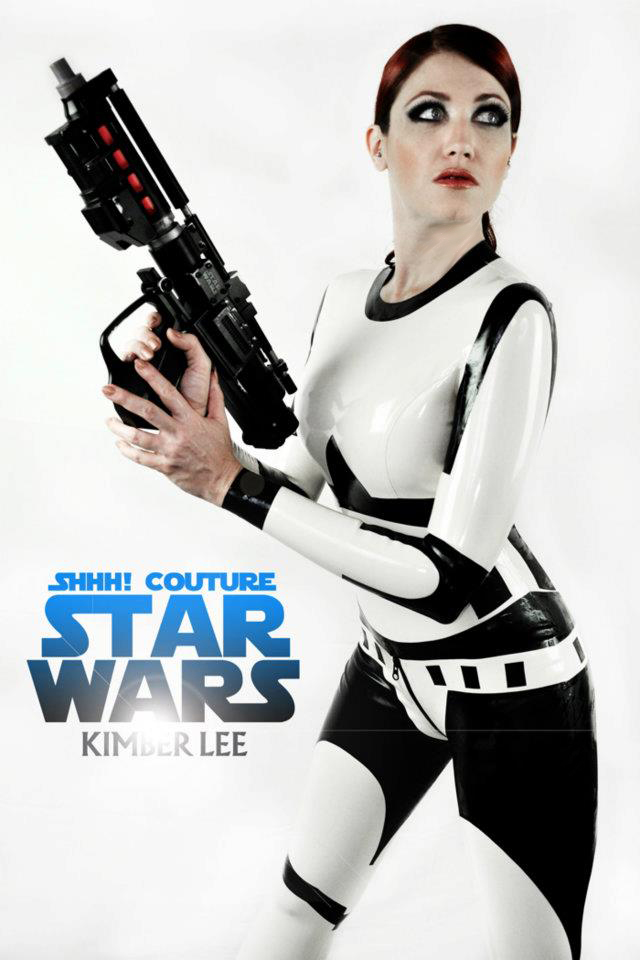 Jan 22, 2012 Storm Trooper Inspired Catsuit
