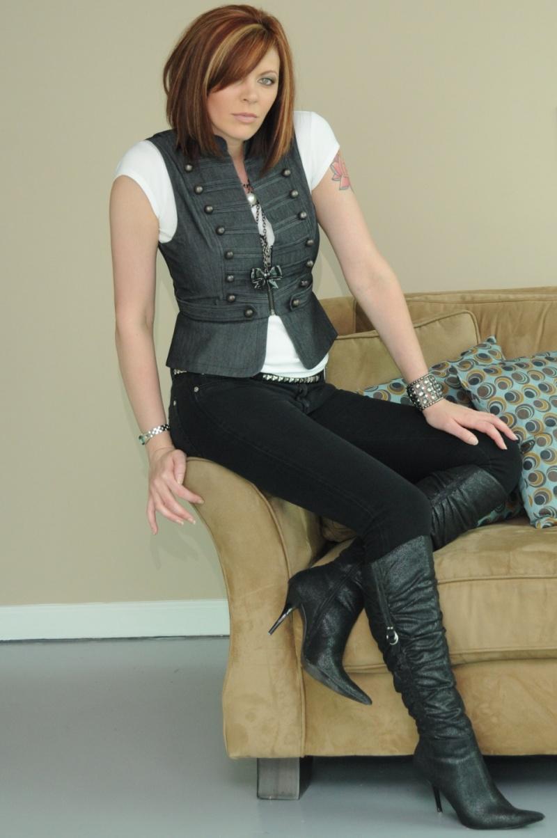Female model photo shoot of JESSICA RABBIT