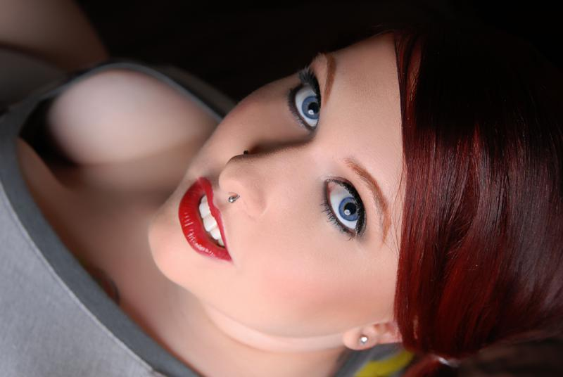 Female model photo shoot of GlitterEyes by Manda Tyler in Tulsa, OK