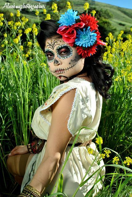 Female model photo shoot of Tammy Do